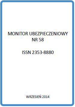 Monitor Ubezpieczeniowy NR 58