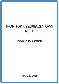Monitor Ubezpieczeniowy NR 60