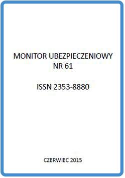 Monitor Ubezpieczeniowy NR 61