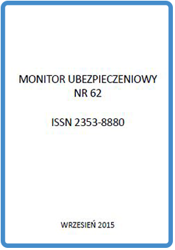 Monitor Ubezpieczeniowy NR 62