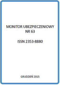 Monitor Ubezpieczeniowy NR 63