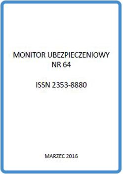 Monitor Ubezpieczeniowy NR 64