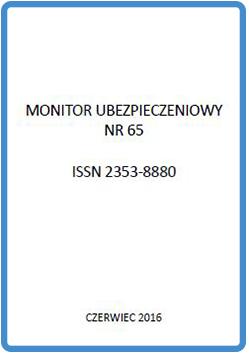 Monitor Ubezpieczeniowy NR 65