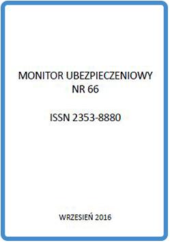 Monitor Ubezpieczeniowy NR 66